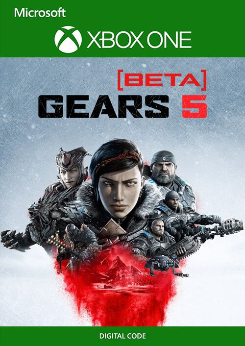 Gears 5 Beta Xbox One