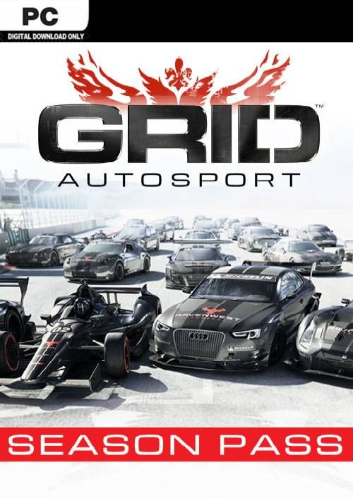 Grid Autosport Season Pass PC