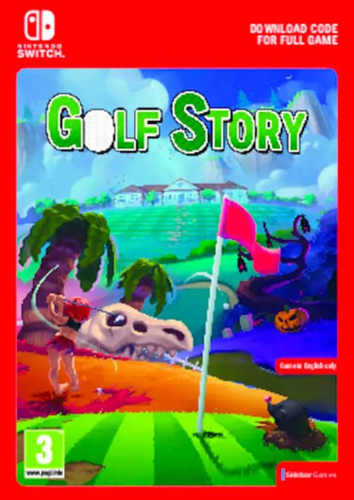 Golf Story Switch
