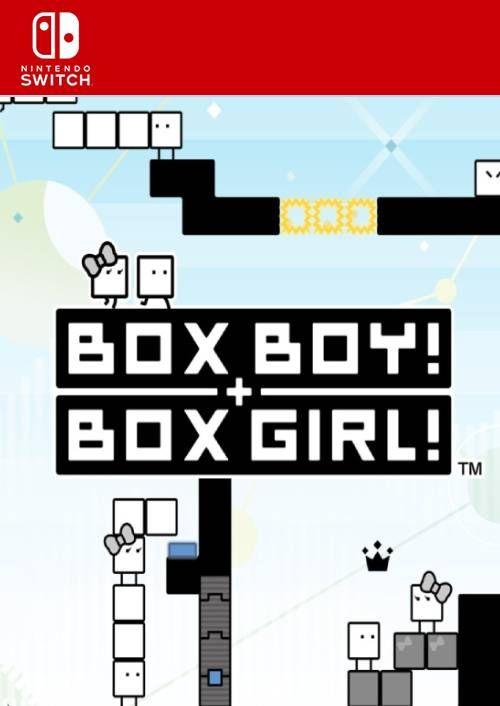 Resultado de imagem para BOXBOY! + BOXGIRL!