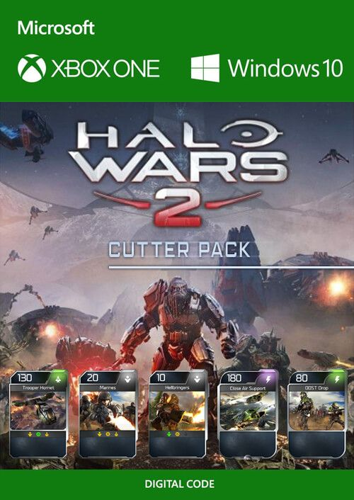 Halo Wars 2 Cutter Pack DLC Xbox One / PC