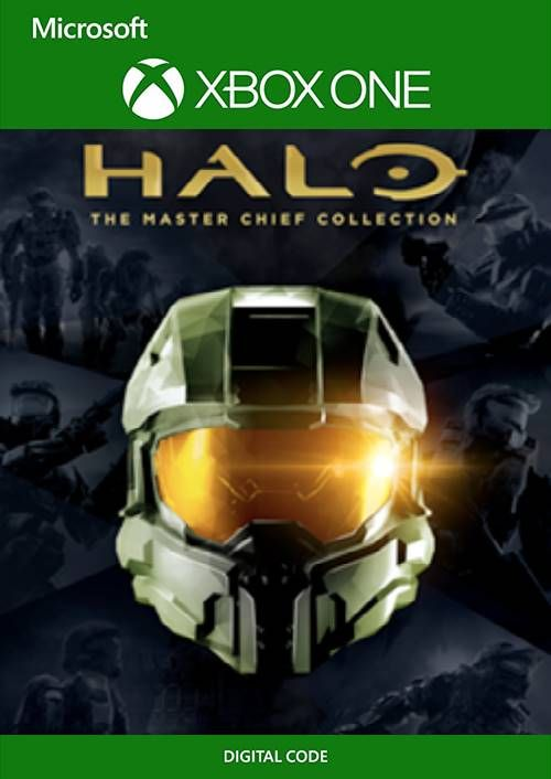 Halo The Master Chief Collection Uk Xbox One Cdkeys