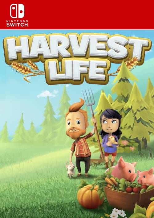 Harvest Life Switch (EU)