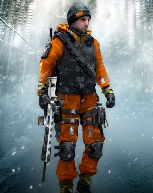Tom Clancy's The Division Hazmat DLC PC