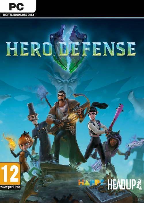 Hero Defense PC