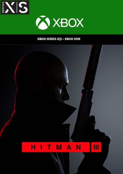 HITMAN 3 Xbox One/Xbox Series X|S (UK)