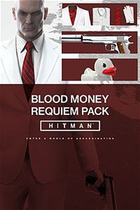 Hitman Requiem Pack PS4