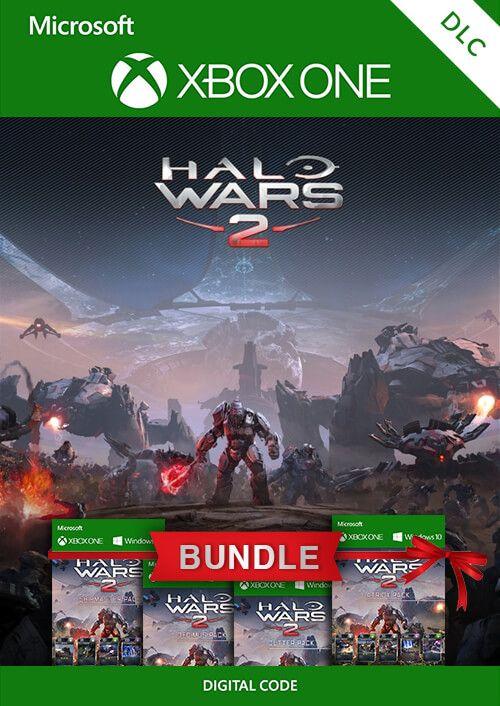 Halo Wars 2 DLC Bundle Xbox One