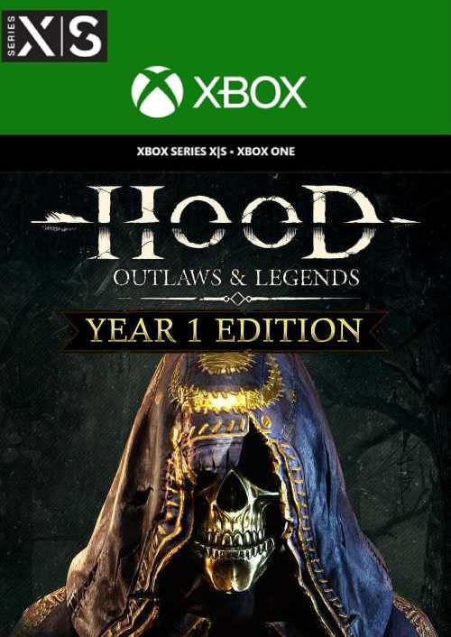 Hood: Outlaws & Legends - Year 1 Edition Xbox One/ Xbox Series X|S (UK)
