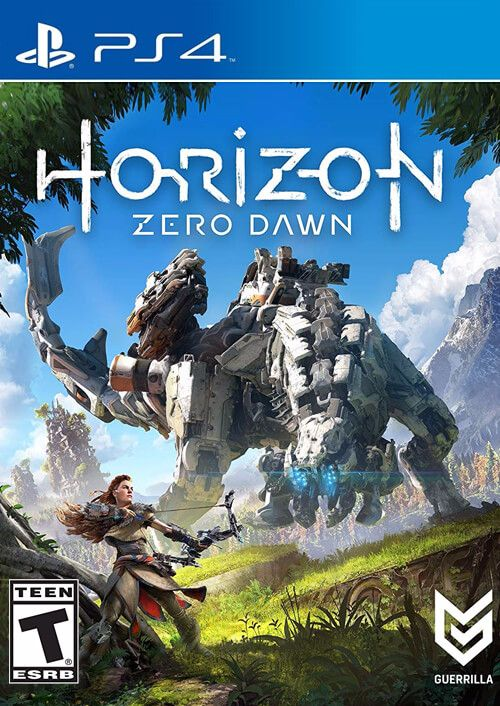 horizon zero dawn ps4 us ca cd key key