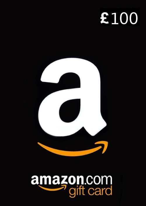 Amazon 100 GBP Gift Card