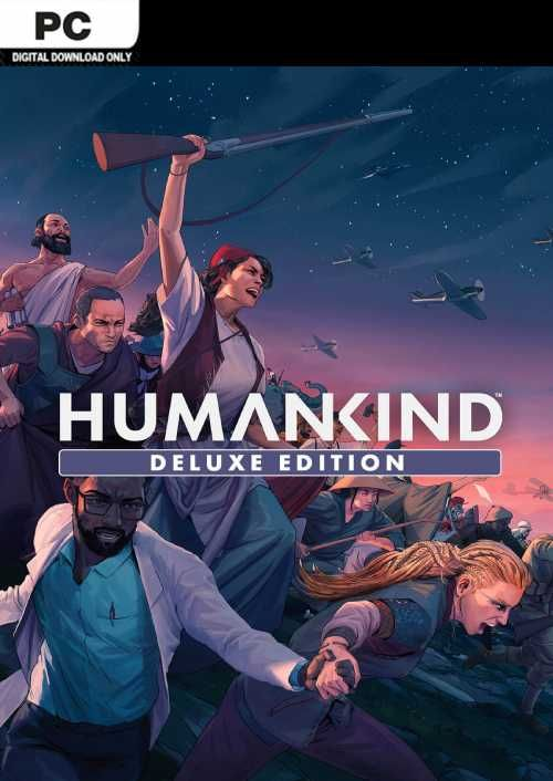 Humankind Digital Deluxe PC (WW)