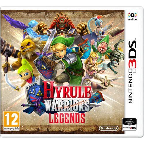 Hyrule Warriors Legends Game Code 3dsds Cdkeys