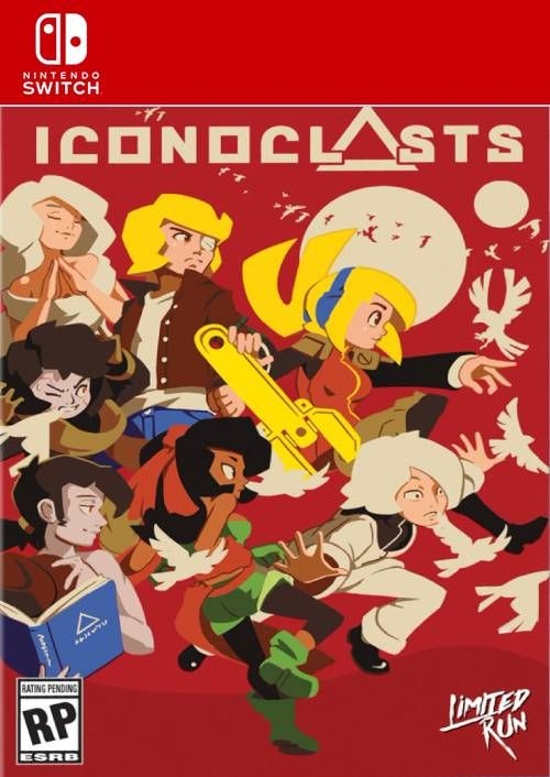 Iconoclasts Switch