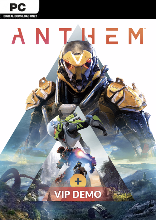 Anthem PC + VIP Demo