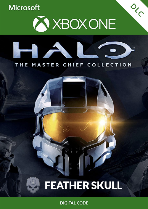 Halo The Master Chief Collection - Feather Skull DLC Xbox One