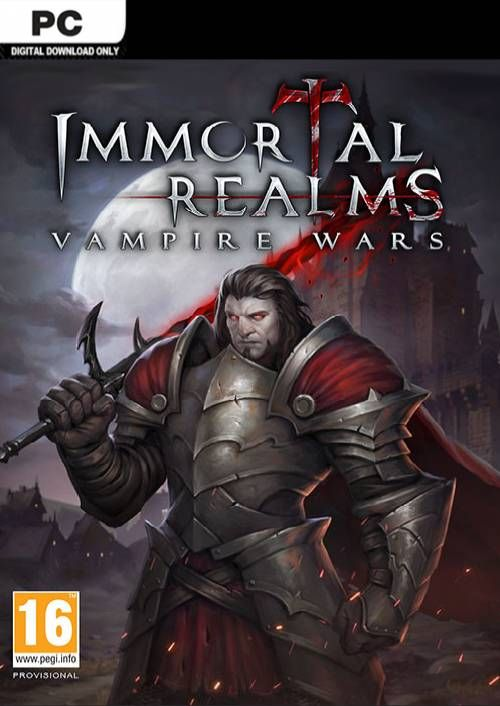 Immortal Realms: Vampire Wars PC (EU)