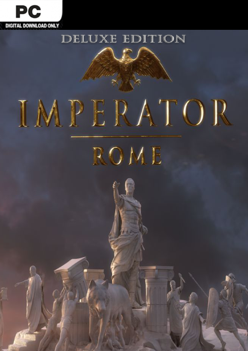 Imperator Rome Deluxe Edition PC + DLC