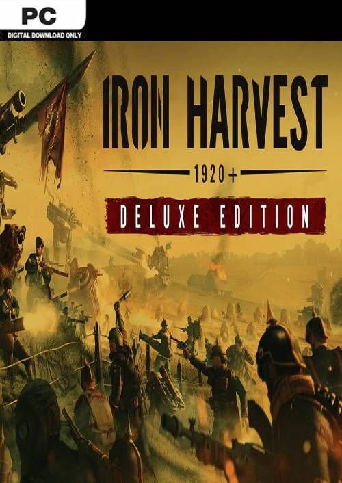 Iron Harvest - Deluxe Edition PC