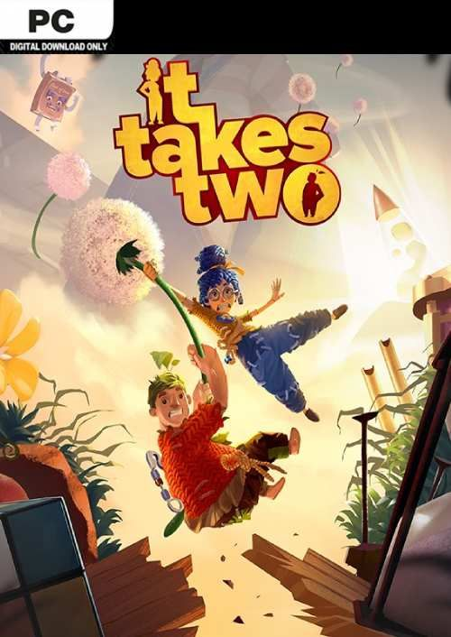 It Takes Two PC EN (Steam)