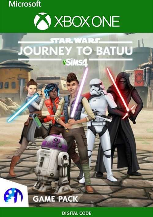The Sims 4 Star Wars - Journey to Batuu Game Pack Xbox One (EU)