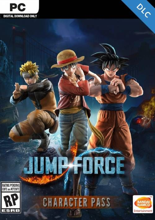 Jump Force - Character Pass PC