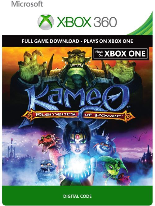 Kameo Elements of Power - Xbox 360 / Xbox One