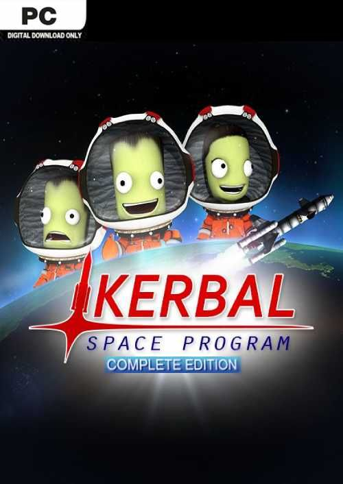 Kerbal Space Program Complete Edition PC
