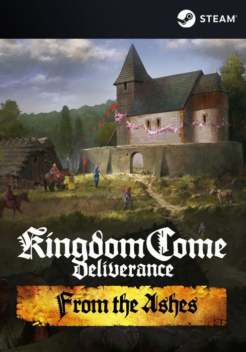 Kingdom Come Deliverance PC - From the Ashes DLC