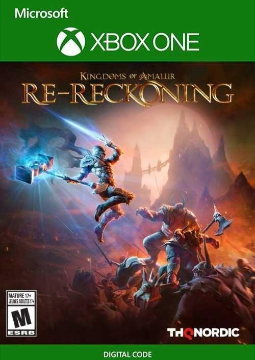 Kingdoms of Amalur: Re-Reckoning Xbox One (US)