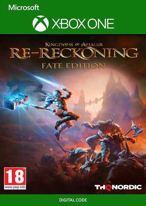 Kingdoms of Amalur: Re-Reckoning FATE Edition Xbox One (US)