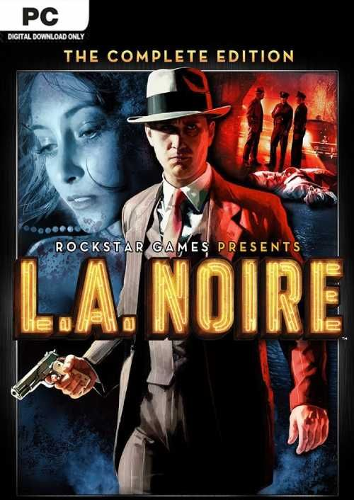 L.A. Noire -  Complete Edition PC (Steam)