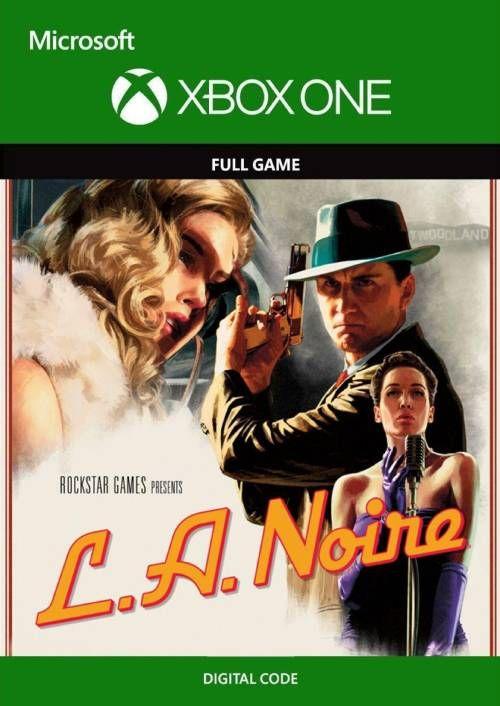 L.A. Noire Xbox One (UK)