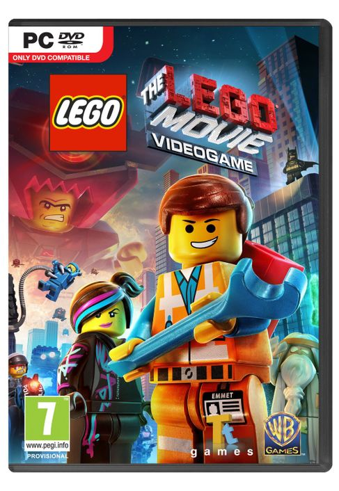 LEGO PC Digital Download Games starts from $2.39 each