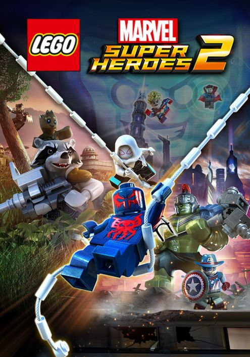 Lego Marvel Super Heroes 2 PC