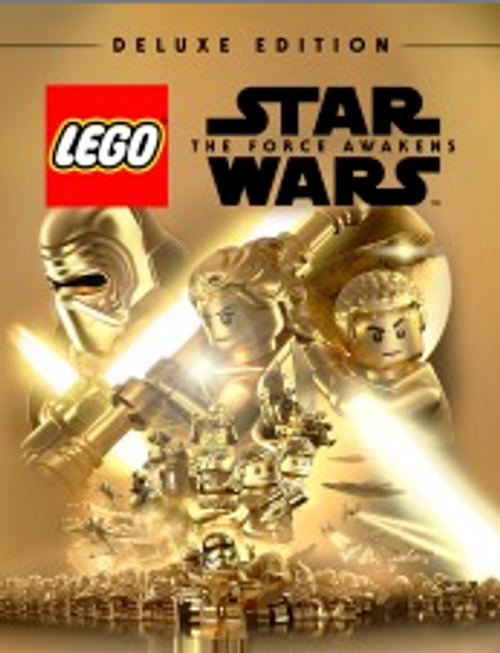 LEGO Star Wars The Force Awakens - Deluxe Edition PC
