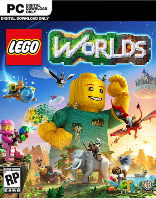 Lego Worlds PC + DLC