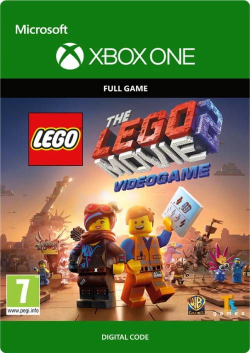 Lego Movie 2 The Video Game Xbox One