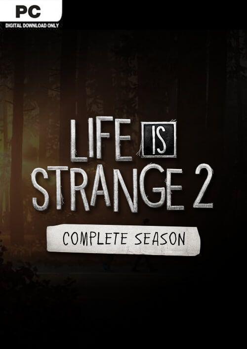 Life Is Strange 2 Complete Season PC + DLC