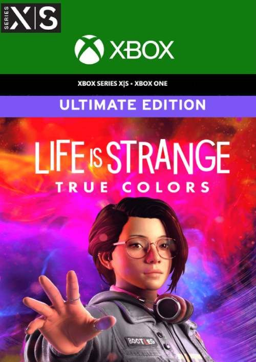 Life is Strange: True Colors - Ultimate Edition Xbox One & Xbox Series X|S (EU)
