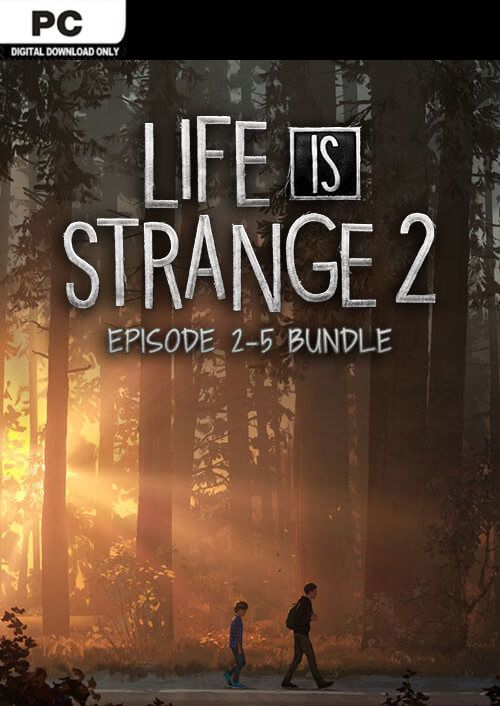 Life is Strange 2 - Episodes 2-5 Bundle PC