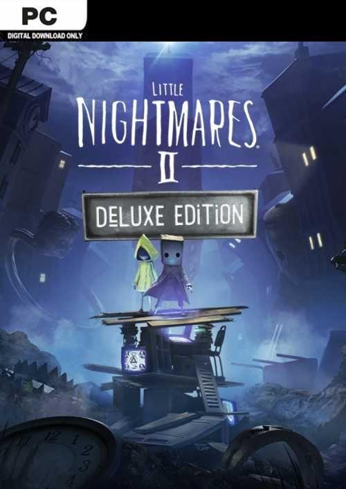 Little Nightmares II Deluxe Edition PC