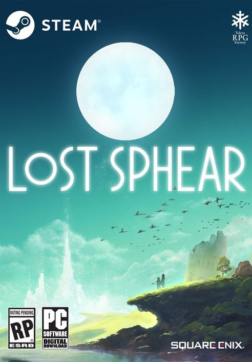 Lost Sphear PC