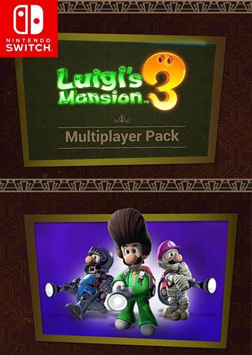 Luigi's Mansion 3 - Multiplayer Pack Switch
