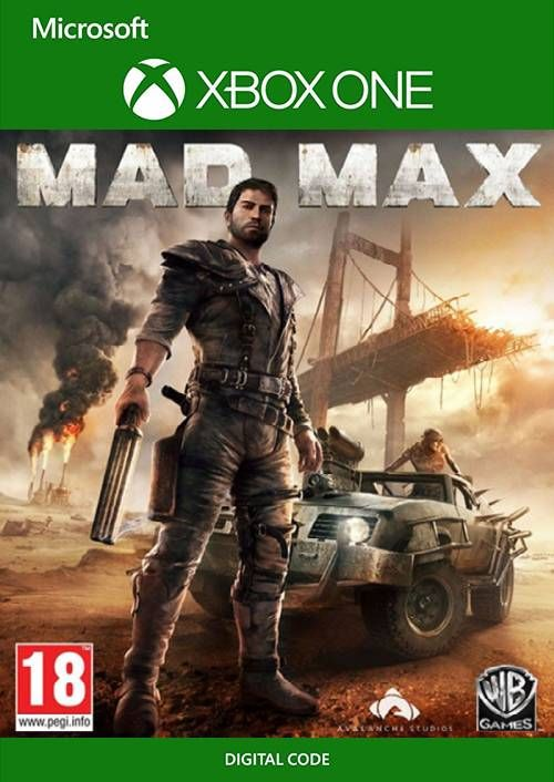 Mad Max Xbox One (UK)