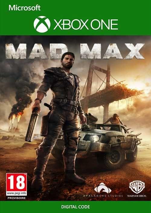 Mad Max Xbox One (EU)