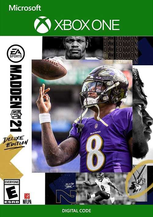 Madden NFL 21: Deluxe Edition Xbox One (US)