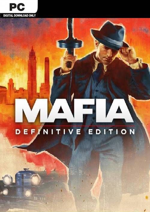 Mafia: Definitive Edition PC (EU)