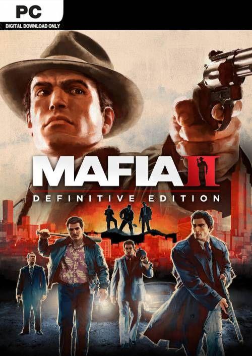 Mafia II - Definitive Edition PC (WW)