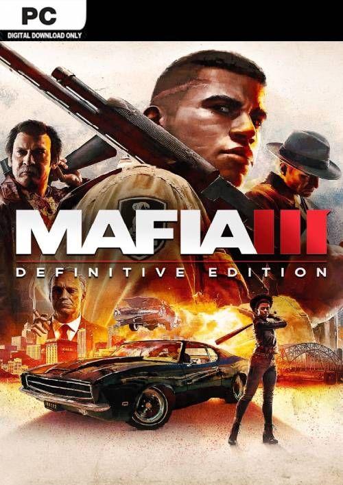 Mafia III - Definitive Edition PC (WW)